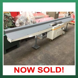 SOLD – RAS 20swg (1.0mm) Ductseamer 22.81 / Duct Seaming Machine (Ref:019)