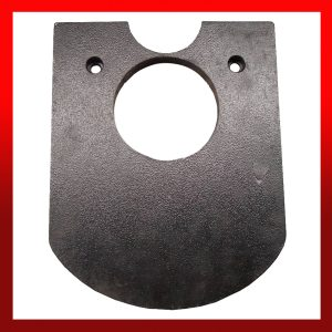 WNS Swager Guide 'U' Plate/Back Stop