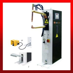 CEA RESTECH Pneumatically Operated Pedestal Spot Welder