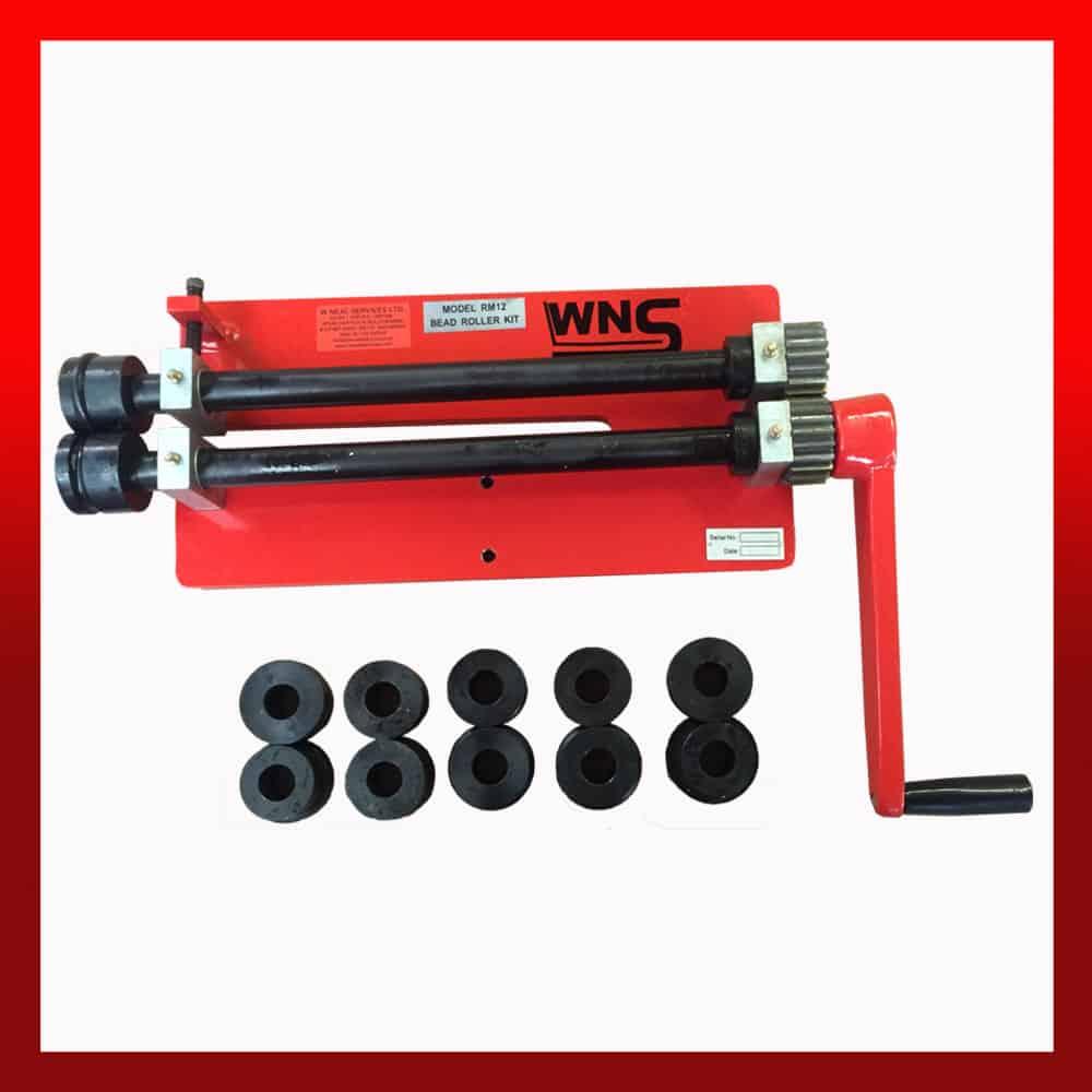 Wns Manual Bead Roller 305mm 12 Throat X 1 2mm Capacity