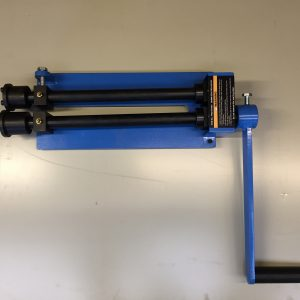 WNS Manual Bead Roller 305mm Throat x 1.2mm Capacity (BR305B)
