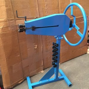 Manual Bead Roller with Stand 460m x 1.2mm Capacity