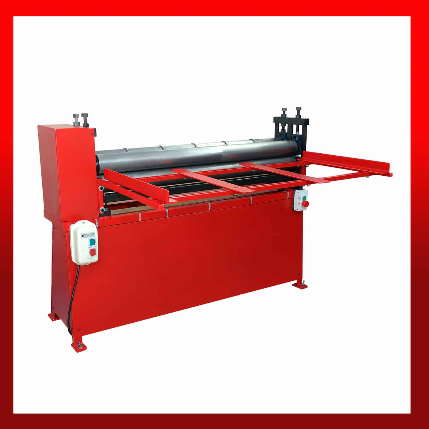 WNS Beading / Duct Stiffening Machines  Available in 4 Sizes