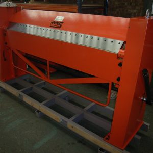 WNS Box & Pan Folder 2500mm x 1.5mm (BPF2500)