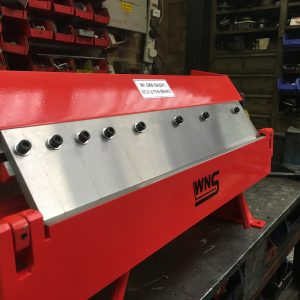 WNS Box & Pan Folder 600mm x 1.0mm Capacity