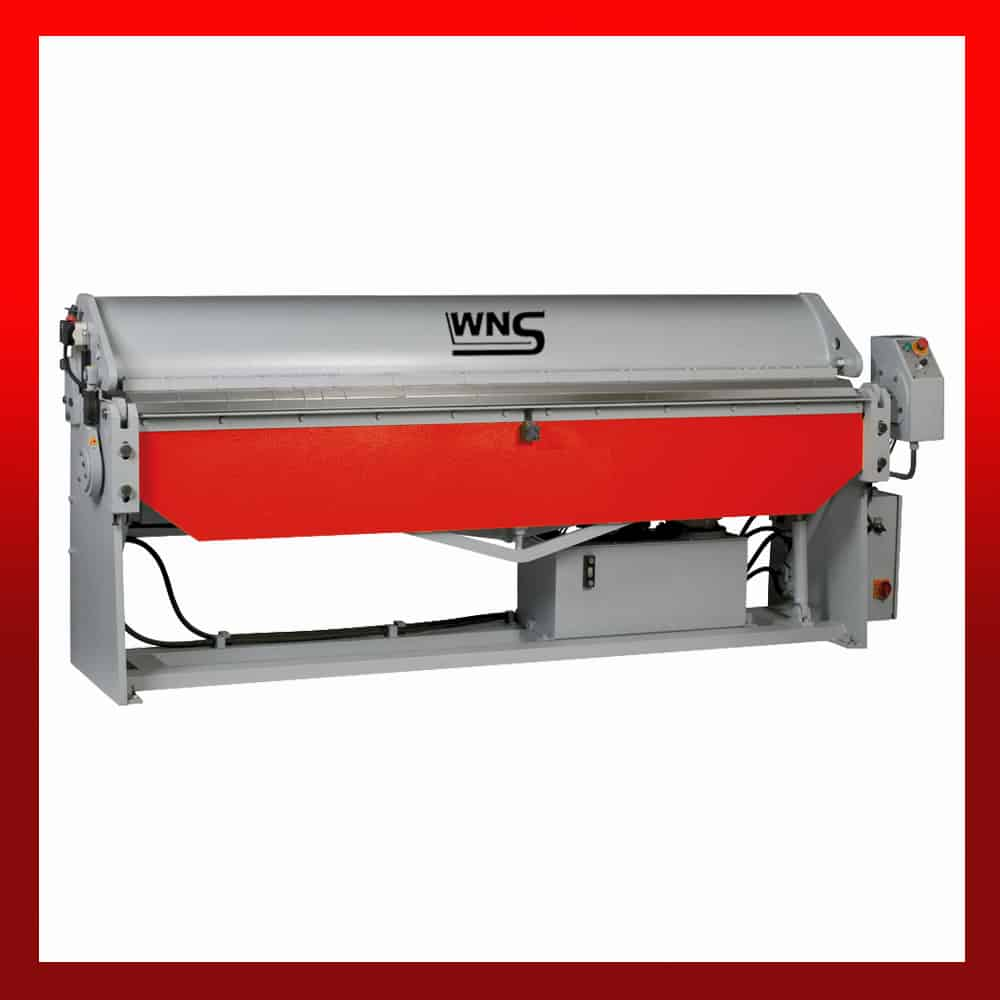 Power / Hydraulic Box & Pan Folders - WNS - W  Neal Services
