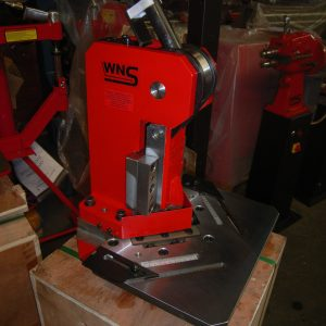 WNS Heavy Duty Corner Notcher 100mm x 100mm x 3.0mm (CN100)