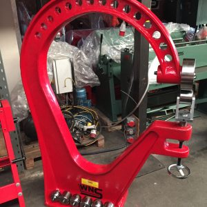 WNS 1066mm Cast Iron English Wheeling Machine (EW1066)