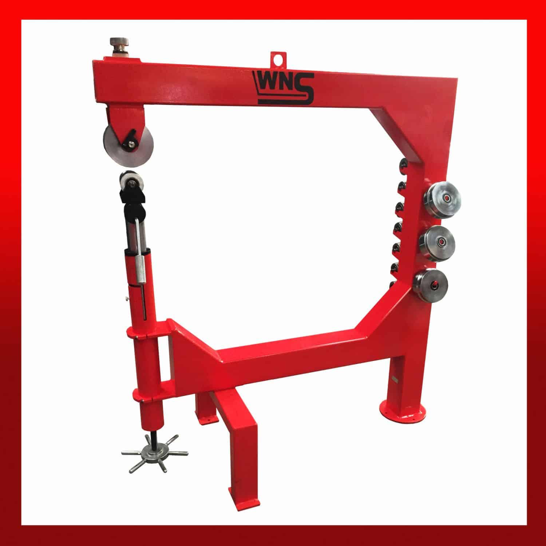 Wns 1100mm English Wheeling Machine Ew1100 Wns W