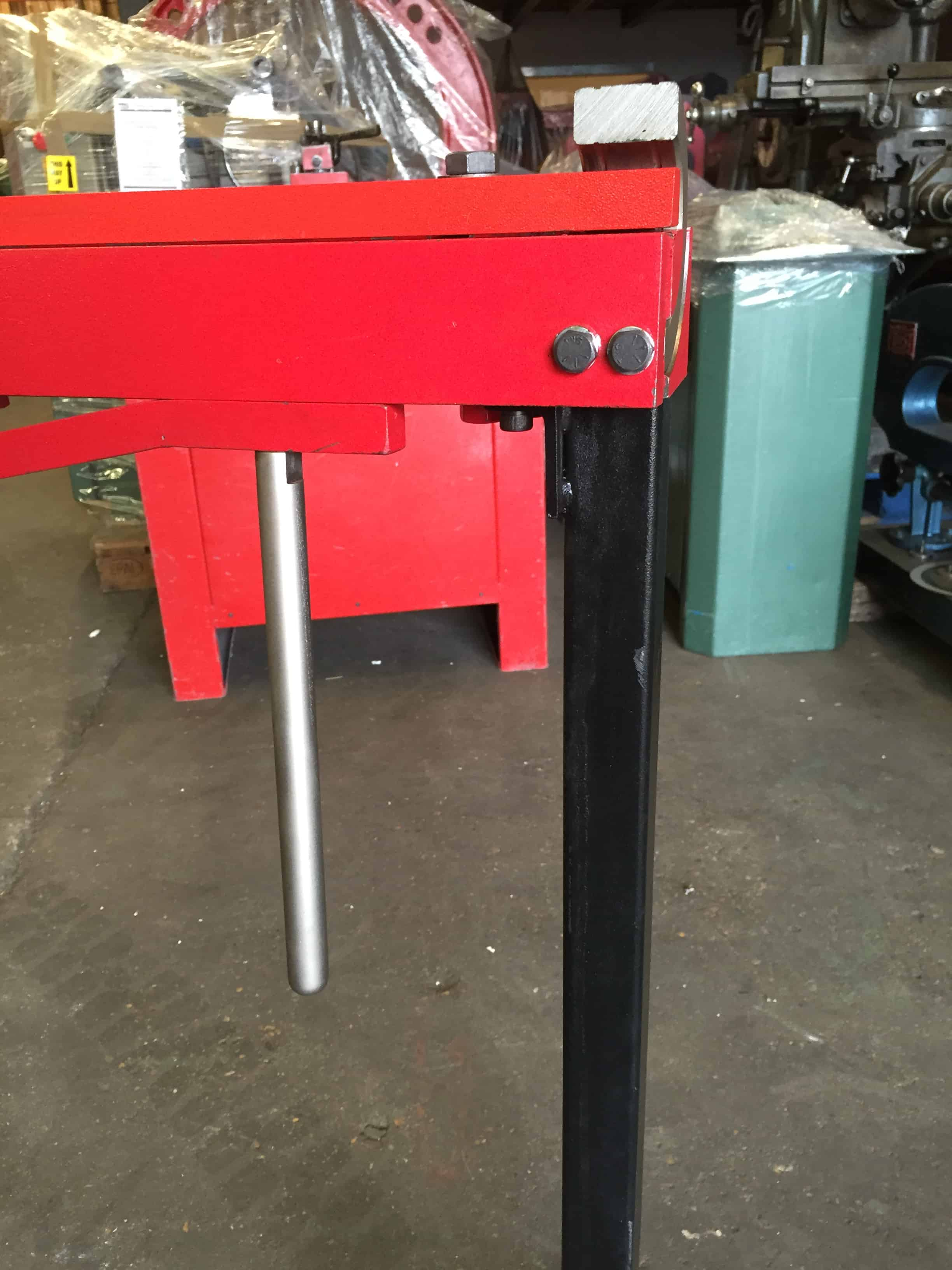 Wns 20swg 1 0mm Flange Folder Wns W Neal Services