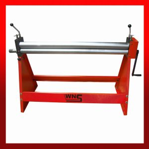 WNS Initial Pinch Hand Bending Rolls 1300mm x 75mm x 1.5mm (BR1300/75wns)