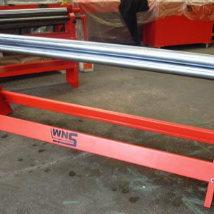 WNS Initial Pinch Hand Bending Rolls 1520mm x 75mm x 1.2mm (BR1520/75wns)