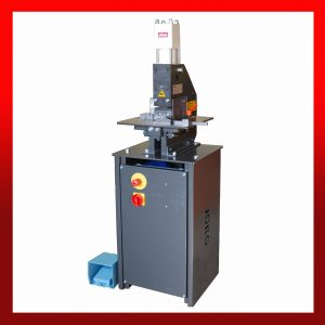 JORG Hydraulic Corner Notcher