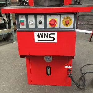 WNS Hydraulic Corner Notcher 200mm x 200mm x 4.0mm (HCN200)