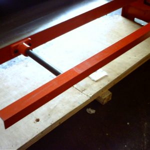 Lever Guillotine 2000mm