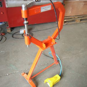 Pneumatic Planishing Hammer 498mm