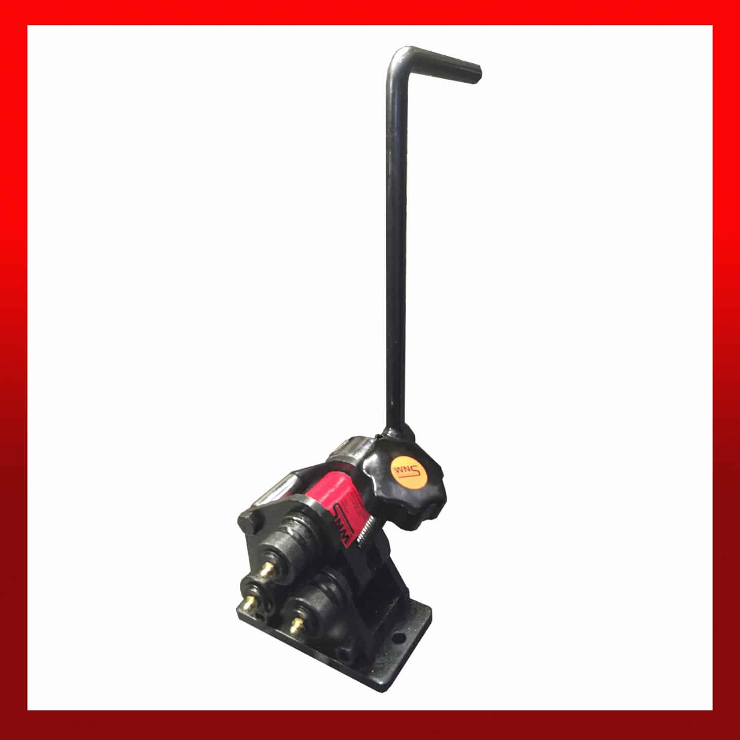 wns manual ring roller rr25 wns w neal services. Black Bedroom Furniture Sets. Home Design Ideas