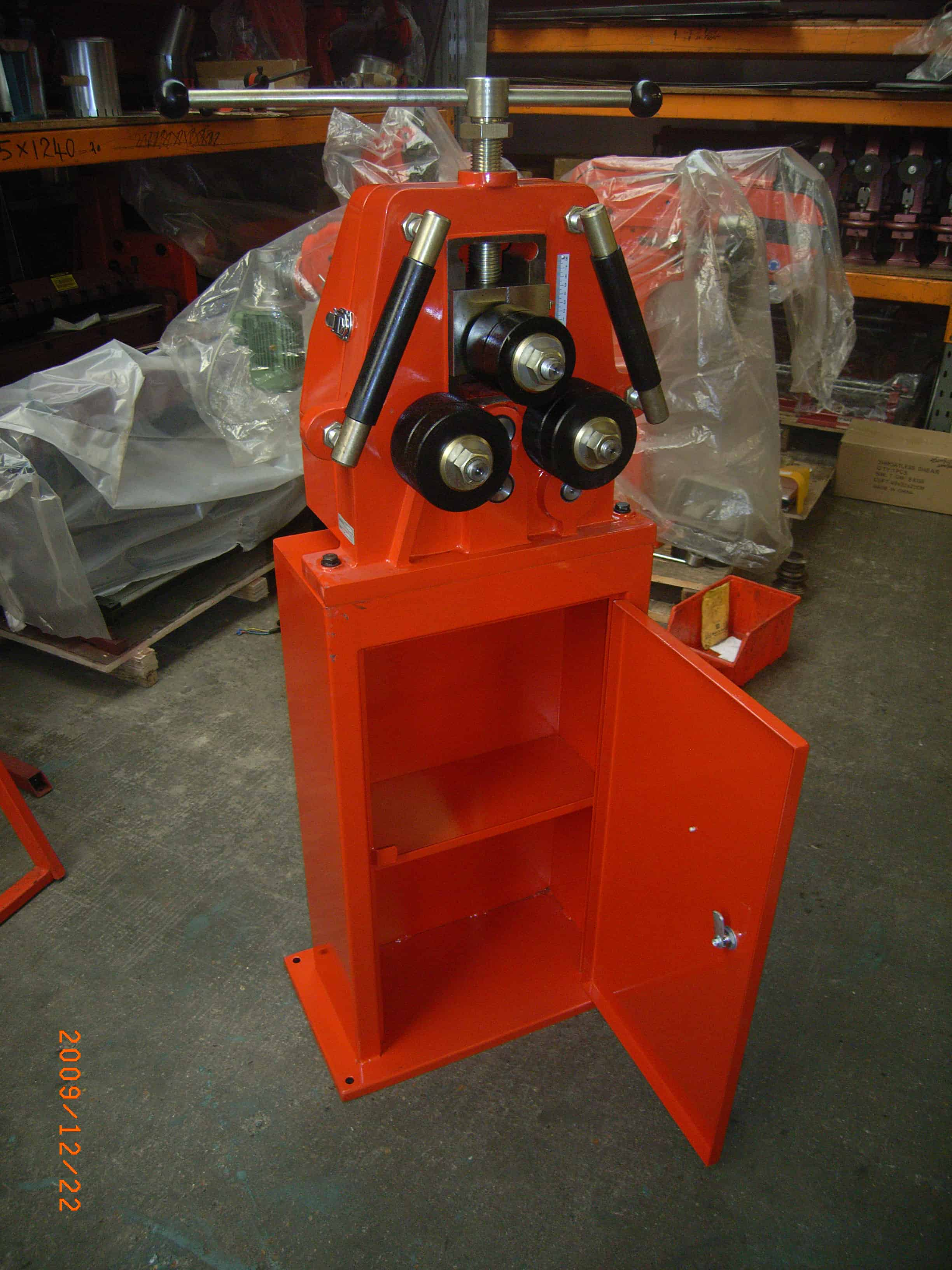 Wns Manual Ring Roller Rr75 Wns W Neal Services