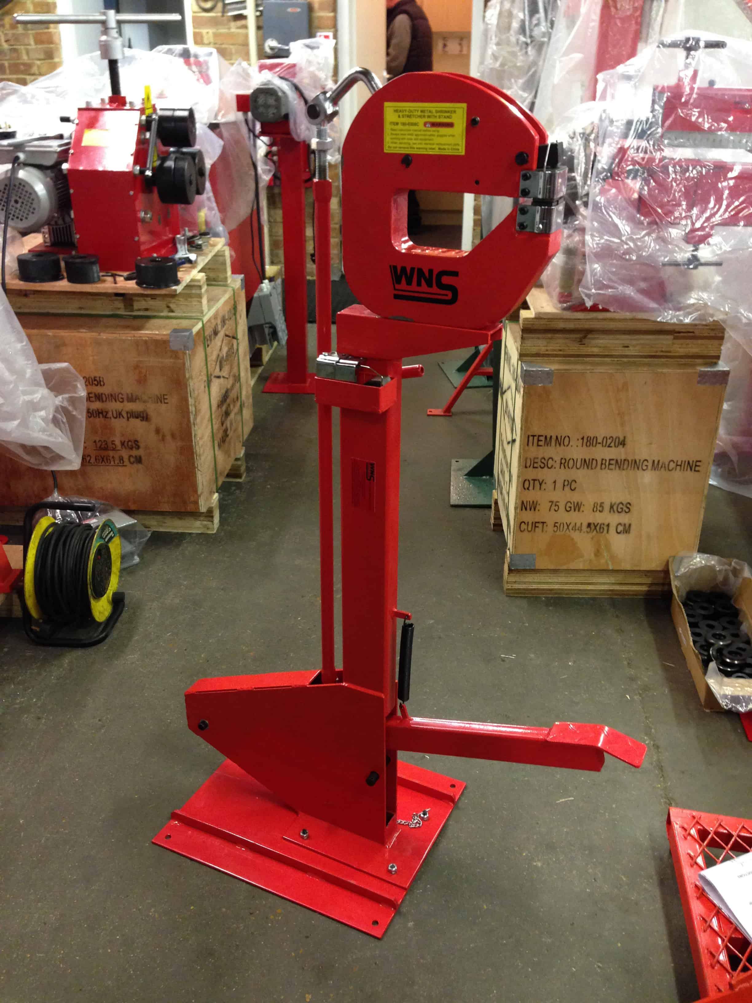Wns Shrinker Stretcher 200mm Throat X 1 5mm Capacity