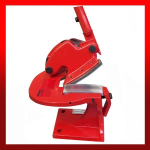 Throatless Shear / Curved Blade Cropper 100mm Blade
