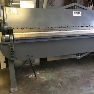 Box & Pan Folder 2540mm