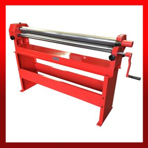 WNS Hand Bending Rolls 1300mm x 75mm x 1.5mm (BR1300/75)