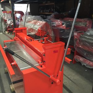 WNS 1500mm Lever Guillotine – EX DISPLAY (LG1500-ED)