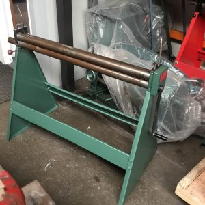WNS Manual Bending Rolls 1020mm