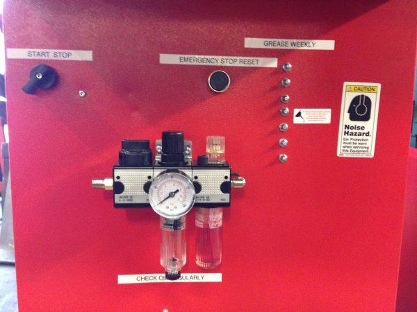 WNS 16swg Pittsburgh Lock Rollformer c/w Air Motor Conversion (RF16-AC)