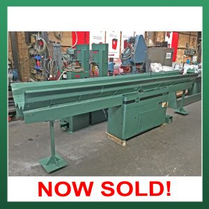 SOLD – RAS 20swg (1.0mm) Ductseamer 22.81 / Duct Seaming Machine (Ref:029)