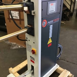 CEA RESTECH Mechanically Operated Pedestal Spot Welder