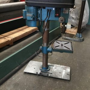 SOLD – CLARKE Bench Mounted Pillar Drill Press (PD04)