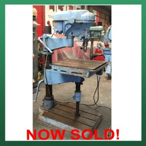 SOLD – MEDDING Pillar Drill (PD03)