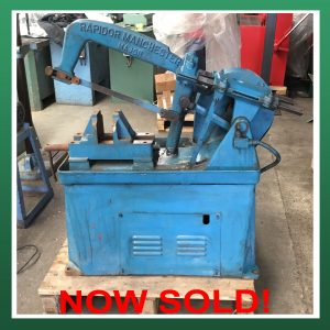 SOLD – RAPIDOR MANCHESTER MAJOR Donkey Saw / Hacksaw (DS02)