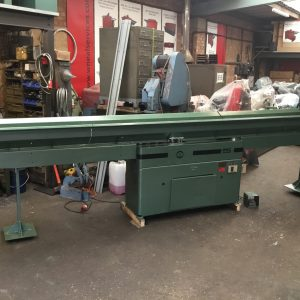 SOLD – RAS 20swg (1.0mm) Ductseamer 22.81 / Duct Seaming Machine (Ref:030)