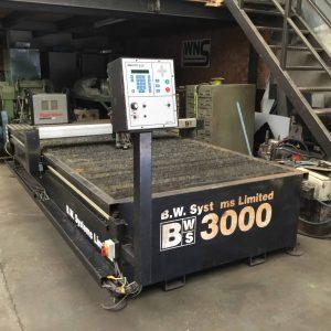 B & W SYSTEMS CNC Plasma Cutter (BWPC01)