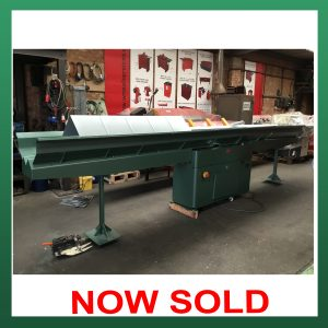 SOLD – RAS 18swg (1.2mm) Ductseamer 22.82 / Duct Seaming Machine (Ref:015)