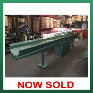 SOLD – RAS 20swg (1.0mm) Ductseamer 22.81 / Duct Seaming Machine (Ref:014)