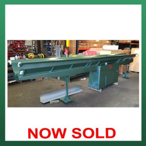 SOLD – RAS 20swg (1.0mm) Ductseamer 22.81 / Duct Seaming Machine (Ref:012)