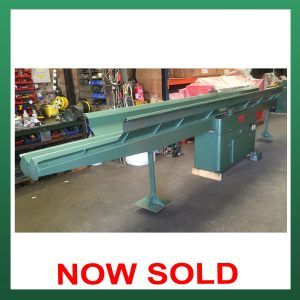 SOLD – RAS 20swg (1.0mm) Ductseamer 22.81 / Duct Seaming Machine (Ref:013)