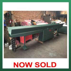 SOLD – RAS 20swg (1.0mm) Ductseamer 22.81 / Duct Seaming Machine (Ref:016)