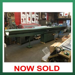 SOLD – RAS 20swg (1.0mm) Ductseamer 22.81 / Duct Seaming Machine (Ref:022)