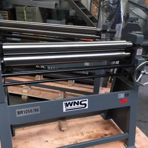 Hand Bending Rolls 1050mm x 90mm x 2.5mm
