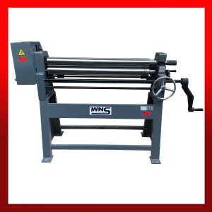 Hand Bending Rolls 1270mm x 90mm x 2.5mm