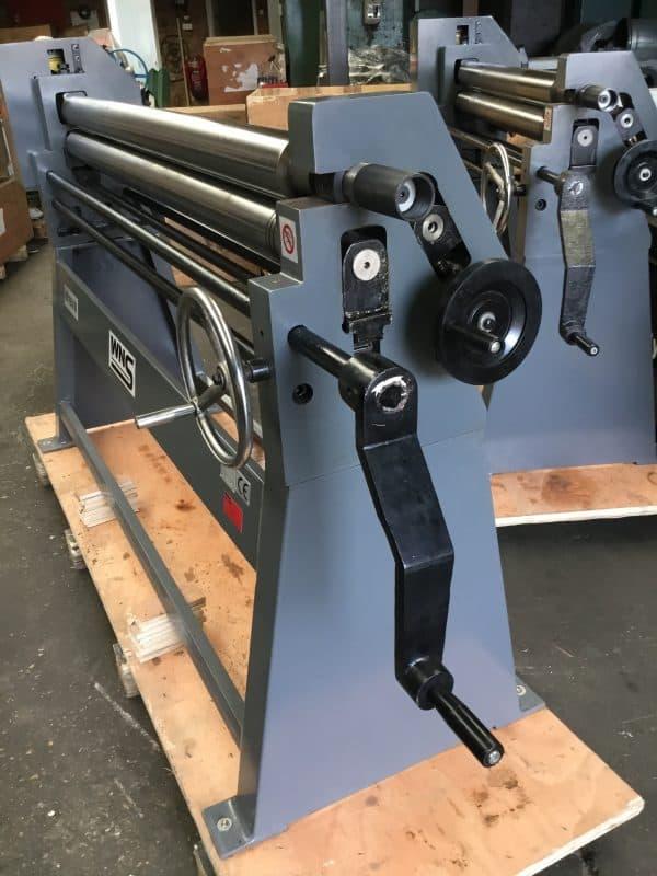 WNS Hand Bending Rolls 1550mm x 90mm x 3.0mm (BR1550/90J)