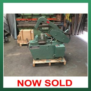 SOLD – ADDISON JUBILEE HS225A Power Hacksaw (DS01)