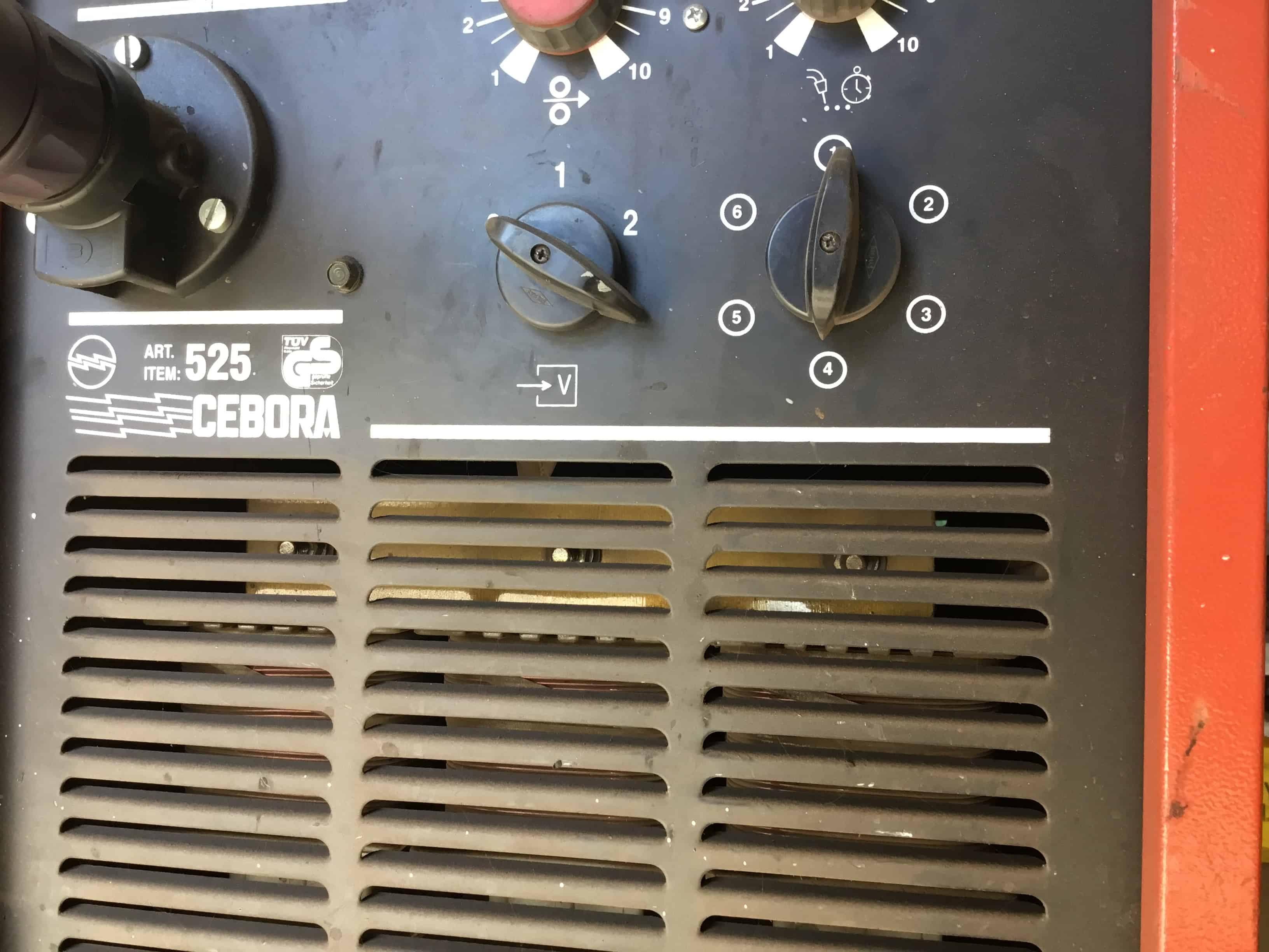 Cebora Mig 305c Welder Wns W Neal Services
