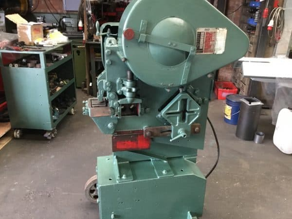 FICEP Punch and Shear Steel Worker (FSW01)