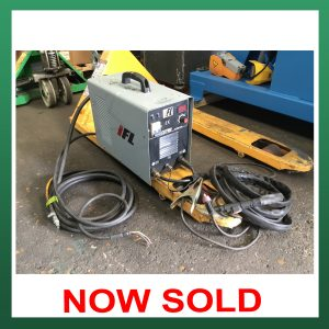 SOLD – IFL Cut 60 Plasma Cutter / Plasma Cutting Kit (PC03)