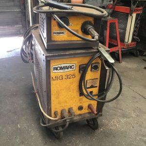 SOLD – ROMARC MIG 325 Welder (MW01)